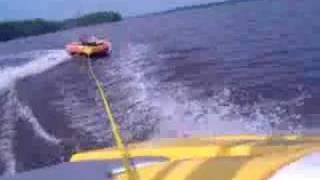4. Seadoo Sportster 155 HP, TUBE