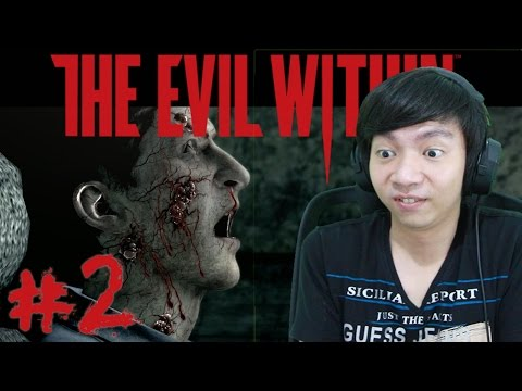 Kiamat Zombie - The Evil Within - Indonesia Gameplay Part 2
