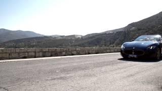Maserati GrandCabrio Sport Prestige VIP Services Cyprus