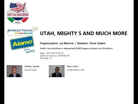 Video UTAH, MIGHTY 5 AND MUCH MORE (5-10-2017)