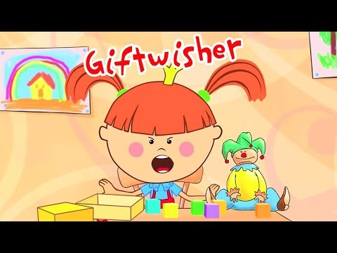 The Little Princess - Giftwisher - New Animation For Kids
