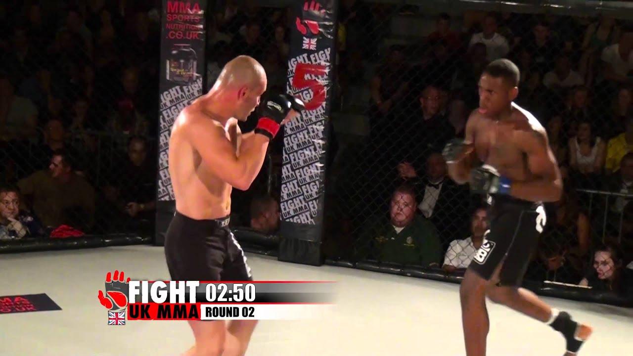 (UTC) Kasian Jackson vs Jan Mojik