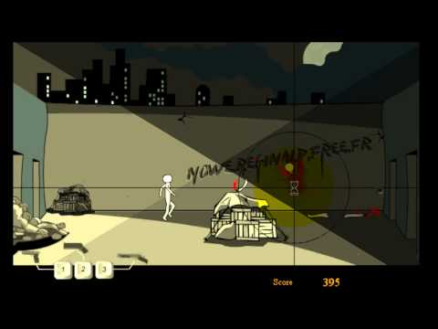 Stickman games ~ bloody day part 1 kill at will