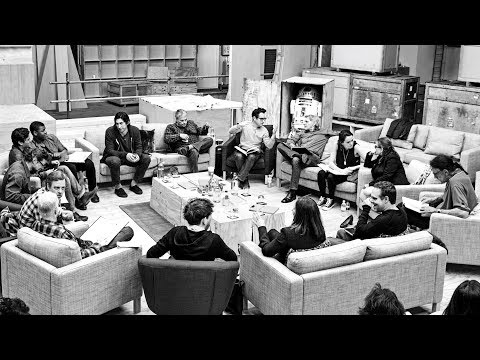 The Story Awakens: The Table Read