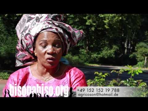 Maman Cecile Tshilumba - Un coeur du PARDON