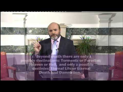 Life After Death (1) – What happens when we die?