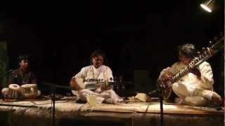 Friedrichsdorf Germany  city photos : Pandit Vikash Maharaj Live in Concert Friedrichsdorf, Germany Part - 1