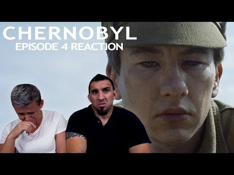 Chernobyl Episode 4 'The Happiness of All Mankind' REACTION!!
