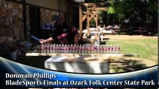 BladeSports Finals at Ozark Folk Center State Park