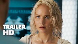 Passengers  Official Film Trailer 2016  Jennifer Lawrence Chris Pratt Movie HD