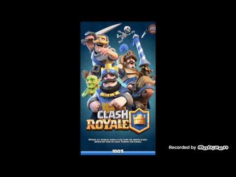 Corre Desnecessauro Clash Royale