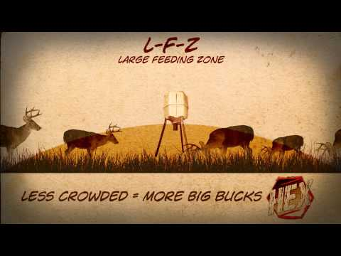 Buck Commander Hex Feeder Commercial