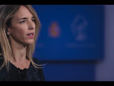 """Cayetana Álvarez de Toledo: """"Ofrecemos a Cataluña y al conjunto de España democracia y libertad"""""""