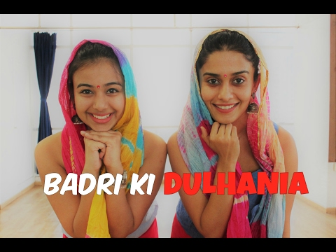 Badri Ki Dulhania   Title Track   BOLLYWOOD   Naach Choreography