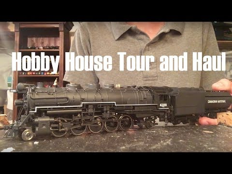 Hobby House Train Store Tour and Haul