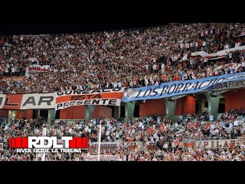 Video - Llega el domingo voy a ver al campeón... - Los Borrachos del Tablón - River Plate - Argentina