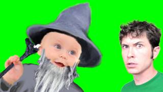 WIZARD BABY!!