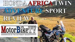 10. HONDA Africa Twin Adventure Sports DCT REVIEW