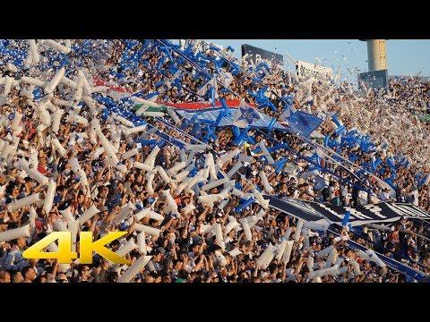 RECIBIMIENTO 4K | Velez 0 Vs Boca 4 | Torneo 2017/18 | Fecha 04 - La Pandilla de Liniers - Vélez Sarsfield