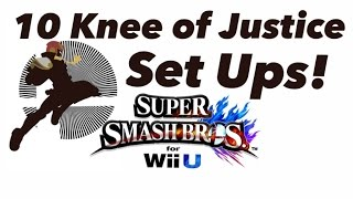 Captain Falcon Guide – 10 Knee of Justice Setups
