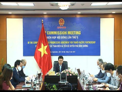 Phiên họp Hội đồng CPTPP lần thứ 5
