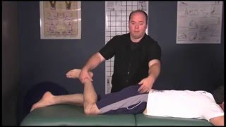 Dr. Mark Wiley - Tui Na Low Back Release