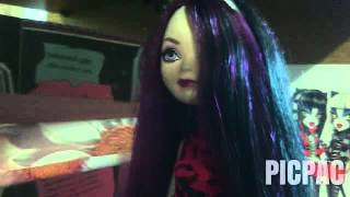 "Сериал ""тайна""3серия. #picpac #monsterhigh"