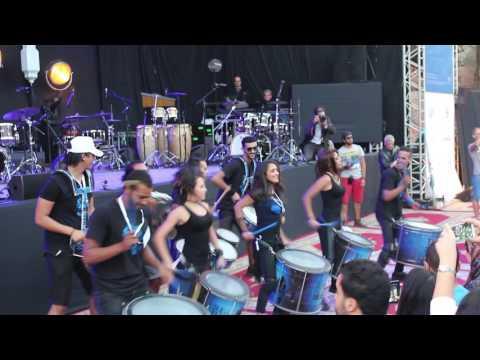 Slatucada @ Festival Jazz Au Chellah 2016
