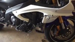 9. How to do a cat delete on a 2015 Yamaha R6