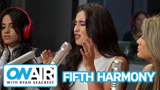 "Video Fifth Harmony ""I'm In Love With a Monster"" (Acoustic) 