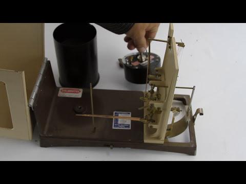 Sold Belfort Instrument Company Human Hair Hygrometer Humidity Tester on eBay