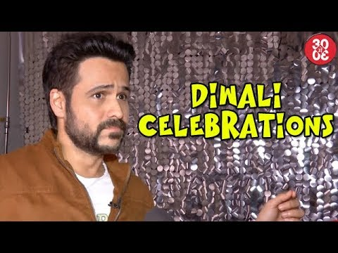Emraan Shares His Diwali Celebrations Experience |
