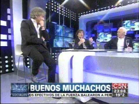 C5N - BUENOS MUCHACHOS: PROGRAMA 2- 28/04/2013 (PARTE 1)