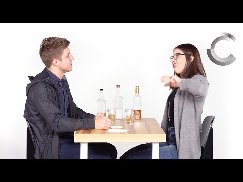 Siblings Play Truth or Drink