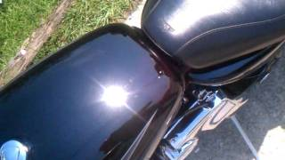 7. My 2000 Honda shadow sabre 1100