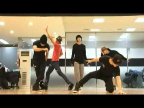 MBLAQ - Its War (Dance Practice) MIRROR