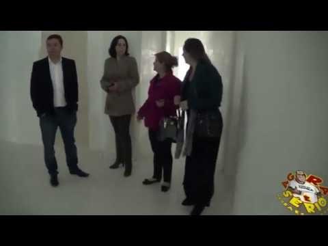 Dra Neuza Penha Gava Otero visita as instalações do Fórum de Juquitiba