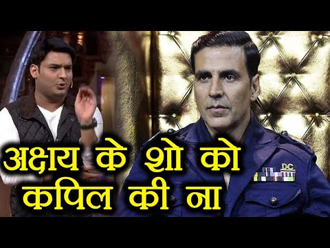 Kapil Sharma CANCELED Akshay Kumar's The Great Indian Laughter Challenge Shoot;Here's why |FilmiBeat