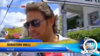 Sebastin Rulli y Angelique Boyer en entrevista #LQLVMR para Telesur Campeche 2 de sep 2013