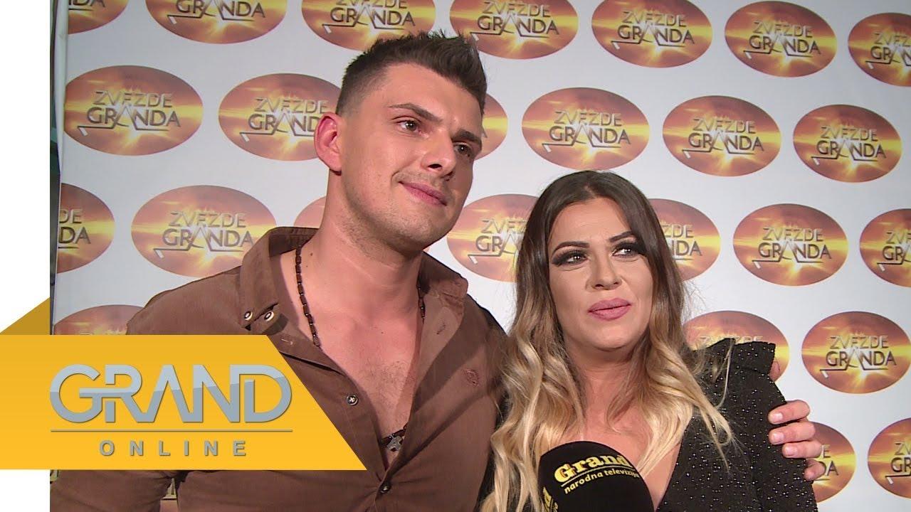 Marica Đukić i Predrag Kostić: Upoznajte emotivne partnere koji su razmenili poljupce pred kamerama