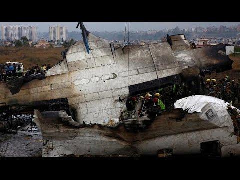 Flugzeugunglück in Nepal: Missverständnisse zwischen  ...