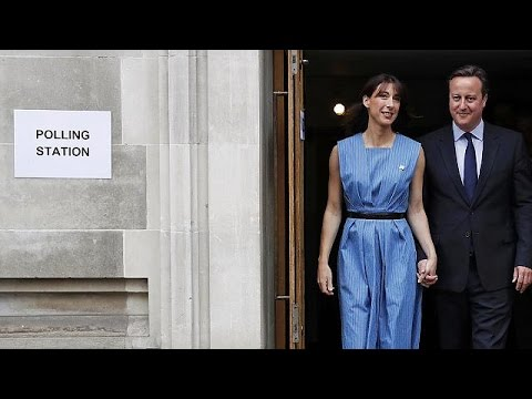 Βρετανία: Ψήφισε ο Ντ. Κάμερον και οι υπόλοιποι ηγέτες του «Bremain»