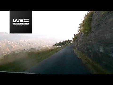 WRC - ADAC Rallye Deutschland 2015: ONBOARD Robert Kubica SS09