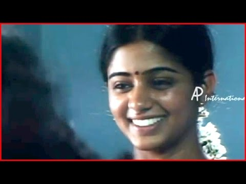 Adhu Oru Kana Kaalam Tamil Movie   Delhi Ganesh finds out Dhanush and Priyamani's Love