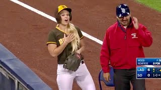 Video MLB | Ballgirl Awesome MP3, 3GP, MP4, WEBM, AVI, FLV Februari 2019