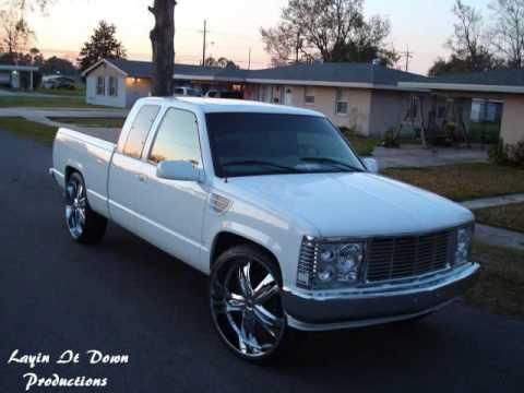 Bills Truck on 8s