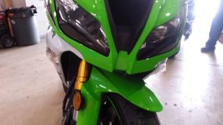8. First Look-  2015 Kawasaki Ninja 636 ***30th Anniversary Edition***