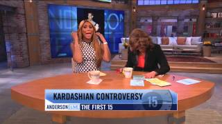 Tamar Braxton on the Kardashian Controversy