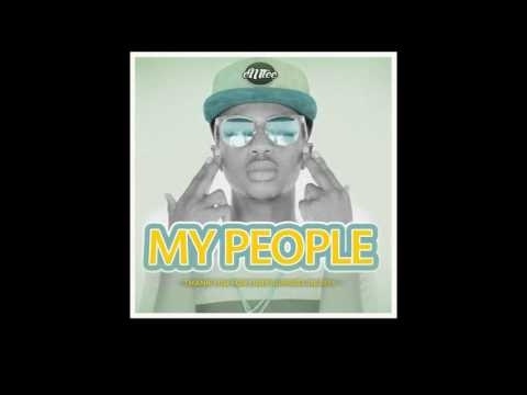 Emtee - My People (OFFICIAL LYRICS)
