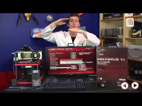 LinusTechTips - If you have a 4770K or 4670K, then this overclocking guide is perfect for you! This video overclocking guide was sponsored by Intel. Sponsor link: http://int...